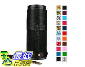 [美國直購] 保護套 Fintie Protective Case Premium Vegan Leather Cover Sleeve Skins (Upgraded Edition) Crocodile Black