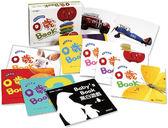 孕媽咪俏貝比 ~~ 【風車圖書童書】 0歲BOOK(全套8冊)-Baby潛能發展遊戲(門市經營)