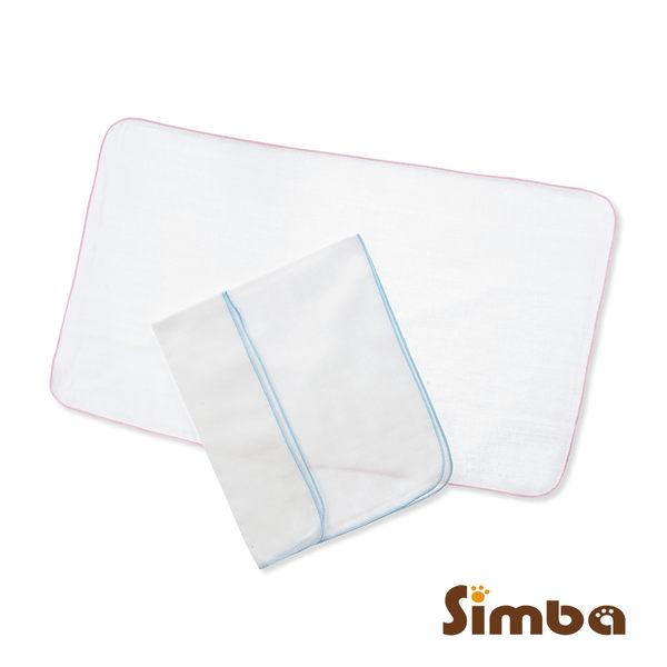 小獅王辛巴 紗布澡巾(2入)