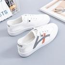 小白鞋女鞋子2021年春夏季新款百搭休閑平底透氣板鞋女網面運動鞋