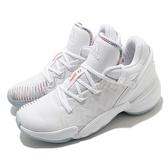 adidas 籃球鞋 D.O.N. Issue 2 GCA 白 橘 男鞋 二代 反光 運動鞋【ACS】 FZ1438