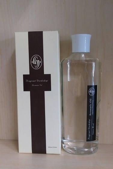 原裝進口 Fragrant Workshop 擴香花精油補充瓶250ML (白麝香WHITE MUST)