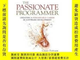 二手書博民逛書店The罕見Passionate ProgrammerY255562 Chad Fowler Pragmatic
