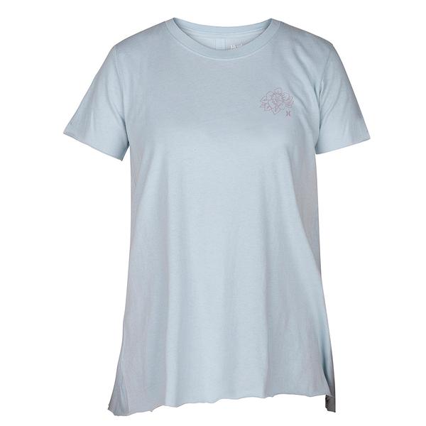 Hurley KHALEESI CUTBACK CREW T恤-(女)
