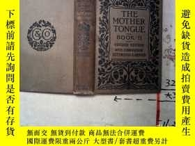 二手書博民逛書店THE罕見MOTHER TONGUE BOOK 2(AN ELE