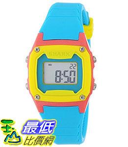 [106美國直購] Freestyle 手錶 Unisex 102271 B00DPE1WZU Classic-Mid Digital Red Case Blue Strap Watch