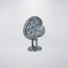 戶外防水水池燈 可搭配AR111 LED 亦可灌膠燈珠