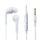 J5入耳式線控耳機 3.5mm 帶麥克風 三星/HTC/小米/LG/SONY 手機通用入耳式耳機 D-06