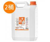 2入組,生發75%清菌酒精4公升/桶(藥品級)