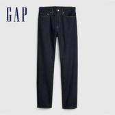 Gap男裝休閒直筒牛仔褲516553-水洗松香色