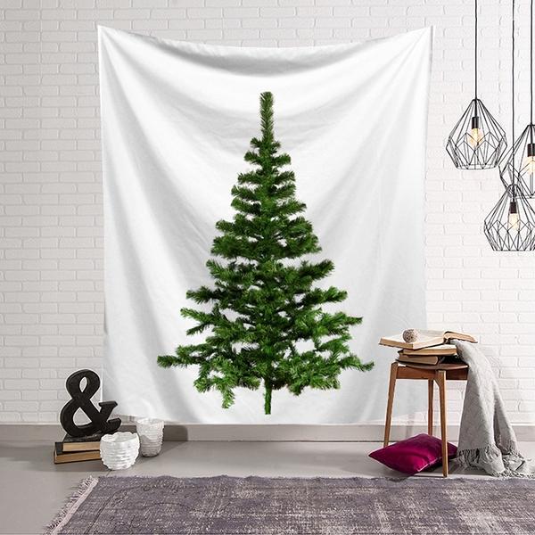 【半島良品】聖誕款_聖誕樹1.5米星星燈/(沙灘巾 背景布 ins拍攝布景 掛畫 掛布)