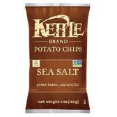 Kettle®海鹽薄切洋芋片142g