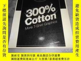二手書博民逛書店300%罕見Cotton More T-Shirt Graphi