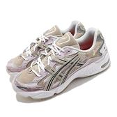 Asics 休閒鞋 Gel-Kayano 5 OG Jupiter 男鞋 聯名款 黃褐 灰 粉 【ACS】 1021A417201
