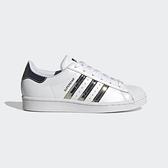 Adidas Superstar W [FW3915] 女鞋 運動 休閒 慢跑 貝殼 復古 經典 穿搭 愛迪達 白 銀