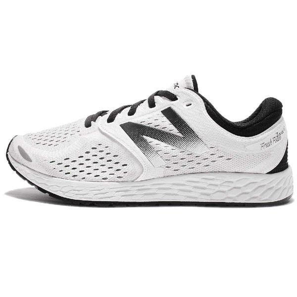 New Balance 慢跑鞋 MZANTHW3 2E 寬楦 白 黑 運動鞋 男鞋【PUMP306】 MZANTHW32E