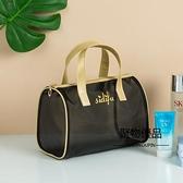 旅行洗漱袋收納袋女便攜大容量化妝包透明【聚物優品】