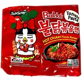 韓國 SamYang 三養 火辣雞肉鐵板炒麵 番茄肉醬(140gx5)【庫奇小舖】袋裝