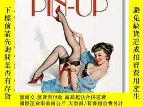 二手書博民逛書店The罕見Art Of Pin-up-別針藝術Y436638 Sarahjane Blum; L... Tas