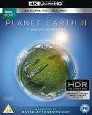 【停看聽音響唱片】【BD】地球脈動2四碟限定版 planet earth II『4K』