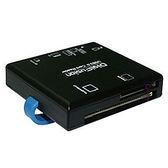 【伽利略】極速 USB3.0 ALL IN 1多插槽讀卡機 黑色