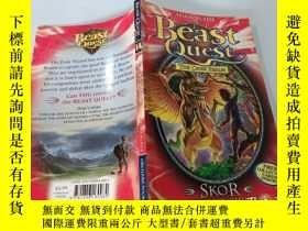 二手書博民逛書店Beast罕見Quest The Dark Realm:野獸探索 黑暗王國Y200392