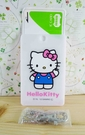 【震撼精品百貨】Hello Kitty 凱蒂貓~KITTY方型車票套-粉招手