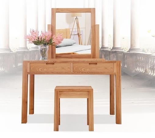 【清祥傢俱】MMT-UC001-北歐清新化妝台(不含椅)(下標前,請先詢問有無現貨)