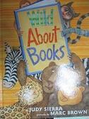 【書寶二手書T5/原文小說_JMS】Wild About Books_Sierra, Judy/ Brown, Marc Tolon (ILT)