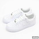 NIKE 男女 WMNS AIR FORCE 1 07 LE 休閒鞋 - 315115112