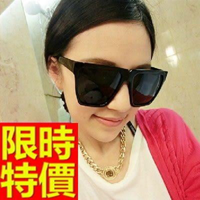 太陽眼鏡(單件)-男女墨鏡 偏光日系時髦隨意自信質感防紫外線4色55s61[巴黎精品]