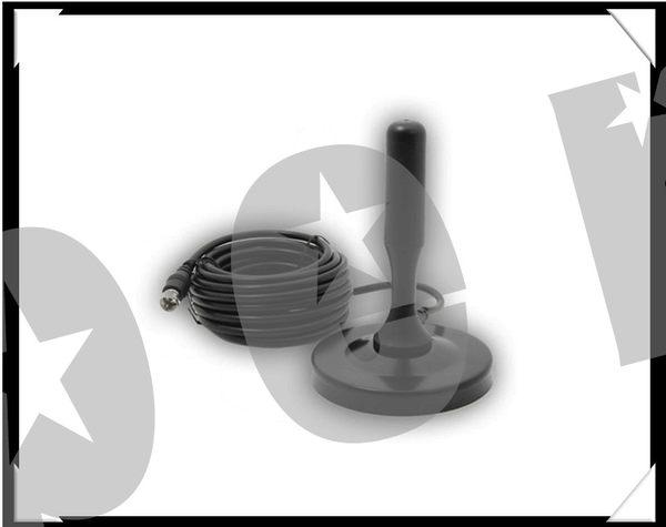 新竹【超人3C】TV-212 室內/室外/車用 三用數位天線 安裝簡易,隨插即用全方位接收,收訊無死角