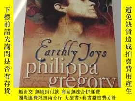 二手書博民逛書店英文原版罕見Earthly Joys 無筆跡Y180265 Ph