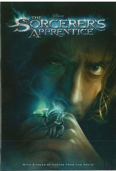 (二手書)Sorcerer s Apprentice Junior Novel (Junior Novelization)