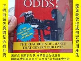二手書博民逛書店What罕見are the odds?Y300179 Tim Glynne-Jones Arcturus 出