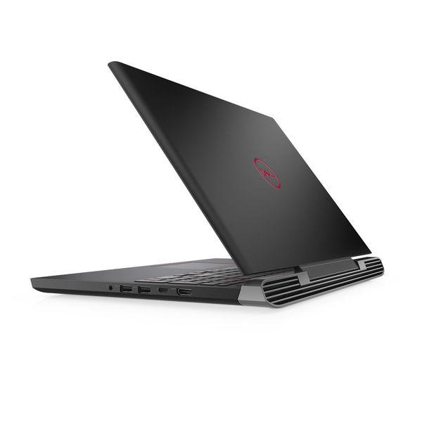 Dell G5-5587-R1768BTW 黑 第八代15吋雙碟電競筆電 (I7-8750/8G/1TB+128G/1060-6G/W10)