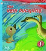 (二手書)醜小鴨(中級1):The Ugly Duckling(2CD)