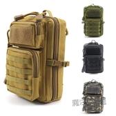新款7寸手機包男腰包多功能腰帶包防水耐磨手機套穿皮帶掛包錢包
