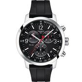 TISSOT天梭 T-Sport PRC 200 CHRONOGRAPH計時腕錶 T1144171705700