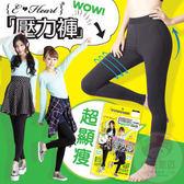 E-Heart  伊心塑身美腿曲線修飾壓力褲(1入) 2種尺寸【小三美日】