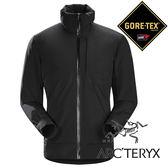 【Arc'teryx 始祖鳥】男 Ames 單件式GORE-TEX化纖保暖外套(內裡:CORELOFT)『黑』L06726