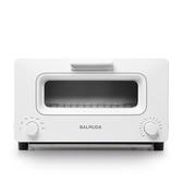 【日本BALMUDA】TheToaster(典雅白)蒸氣烤麵包機 K01J 經銷商 公司貨