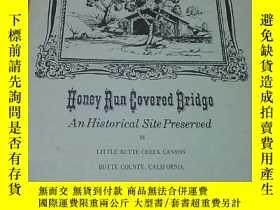 二手書博民逛書店Honey罕見run covered bridgeY267761