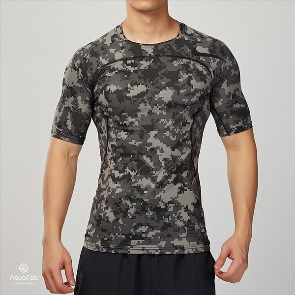 Nike Pro Hypercool Comp Tee 短束衣 男款 緊身上衣 短袖 828177-037