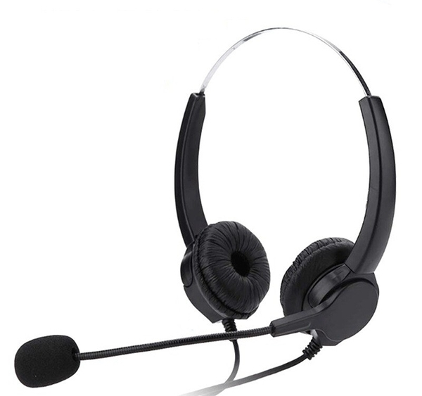 1100元雙耳電話行銷專用電話耳機 東訊TECOM SD7610D 仟晉保固6個月 雙北地區當日下單立即出貨