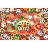 【台製拼圖】HPD01000-083 Disney Tsum Tsum(3)  拼圖 1000片盒裝拼圖