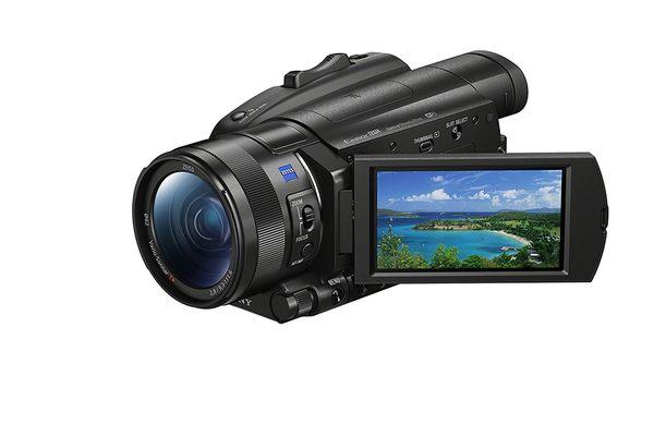 SONY FDR-AX700 4K 高畫質數位攝影機 【台灣索尼公司貨】