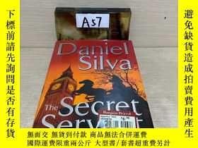 二手書博民逛書店Daniel罕見Silva The Secret Servant 精裝(外文原本).Y291318