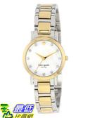 [美國直購 USAShop] 手錶 kate spade new york Women s 1YRU0147 Two-Tone Bracelet Watch $11030
