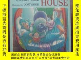 二手書博民逛書店THE罕見NAPPING HOUSEY10980 Audrey Wood THE NAPPING HOUSE